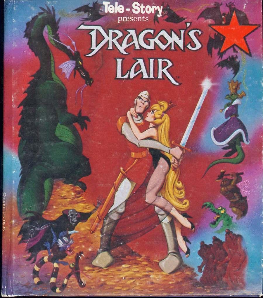 Document sans titre for Dragon s lair