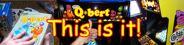 Q*Bert This Is It
